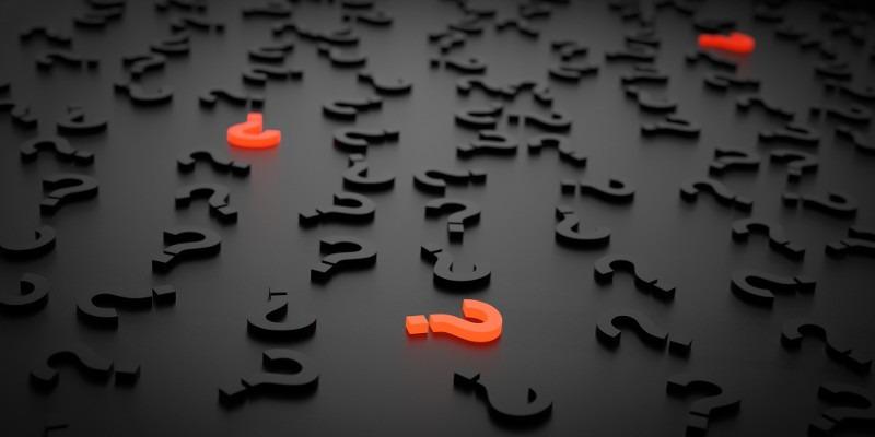 Elija los signos de interrogación de Vps