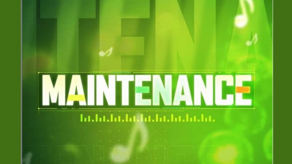 tiempo de mantenimiento del servidor free fire