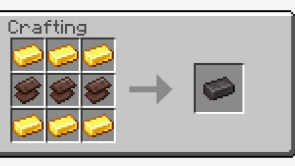 Restos de Netherite en Minecraft