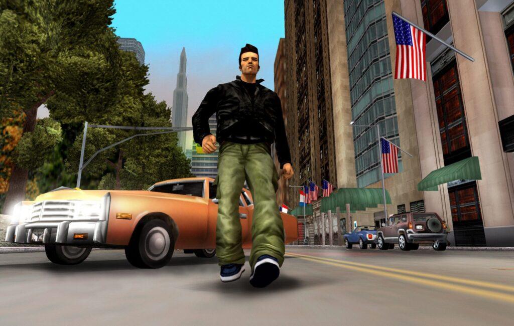 Claude en GTA III