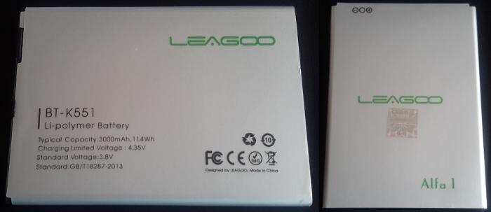 leagoo-alfa-1-altavoz