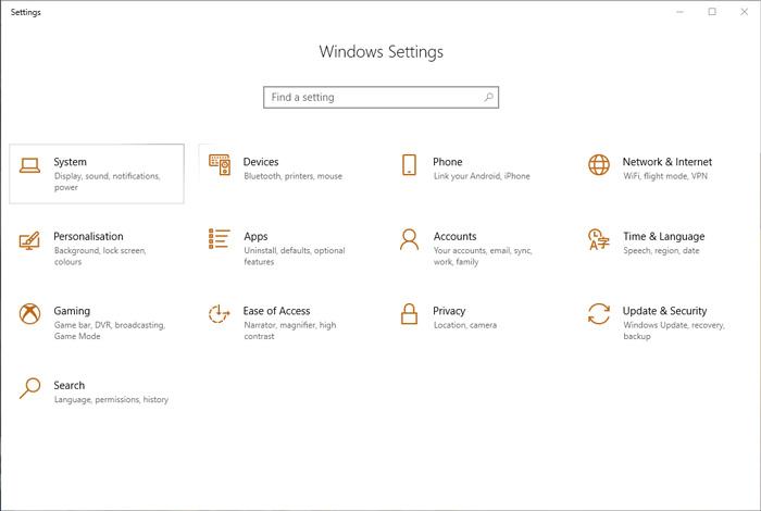 windows-10-teclado-atajos-configuración-ctrl-i