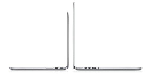 Macbook Pro: el más delgado enfocado