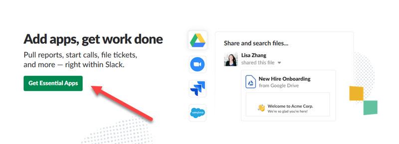 instalar-slack-apps-get