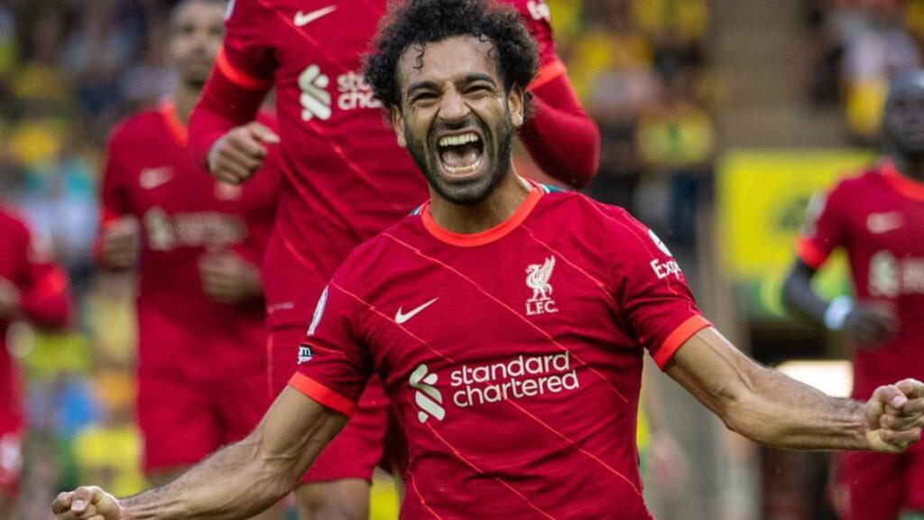 Mohammed Salah - Moyens I/O
