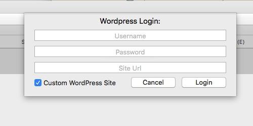 Líquido    Info -mte- iniciar sesión en wordpress