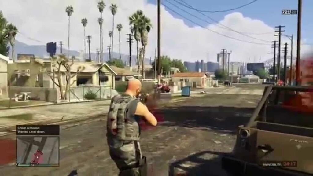 Cómo lanzar un ataque aéreo en GTA 5