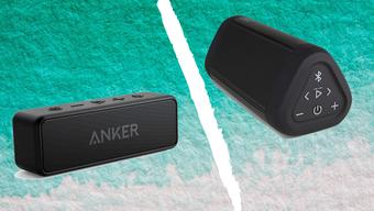 Oontz Angle 3 Ultra vs Anker Soundcore 2 1