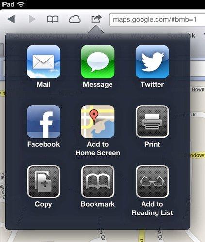 MapsApp-pantalla de inicio