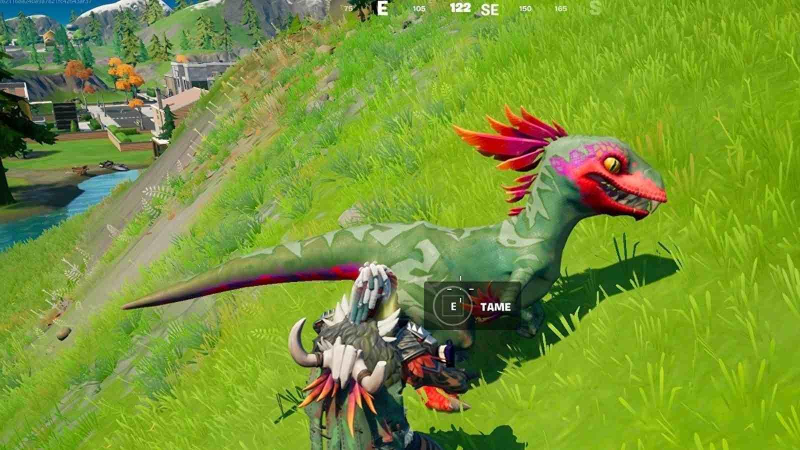 Fortnite Sky Wars Dinosaurs: nuevo código de mapa creativo y todo al respecto