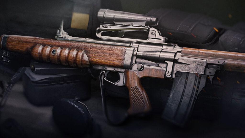 Mejor equipamiento de Warzone EM2
