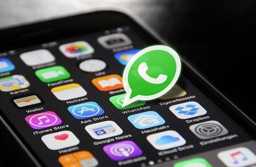 Encuentra a tus amigos en WhatsApp