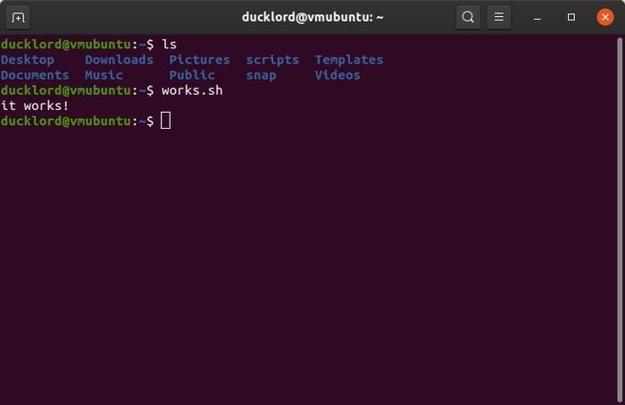 Agregar directorios a la secuencia de comandos de prueba de ruta