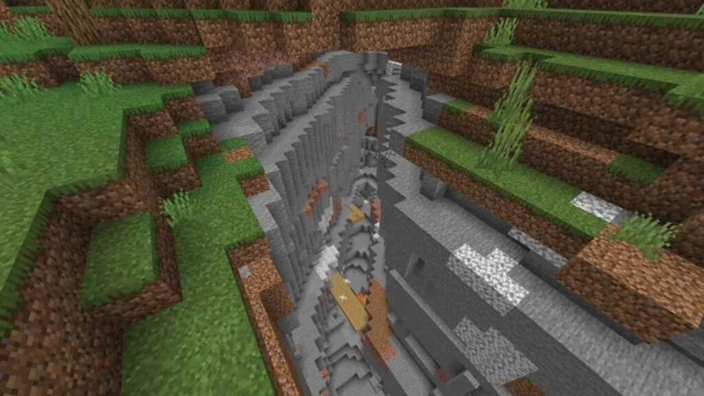 Barranco de Minecraft