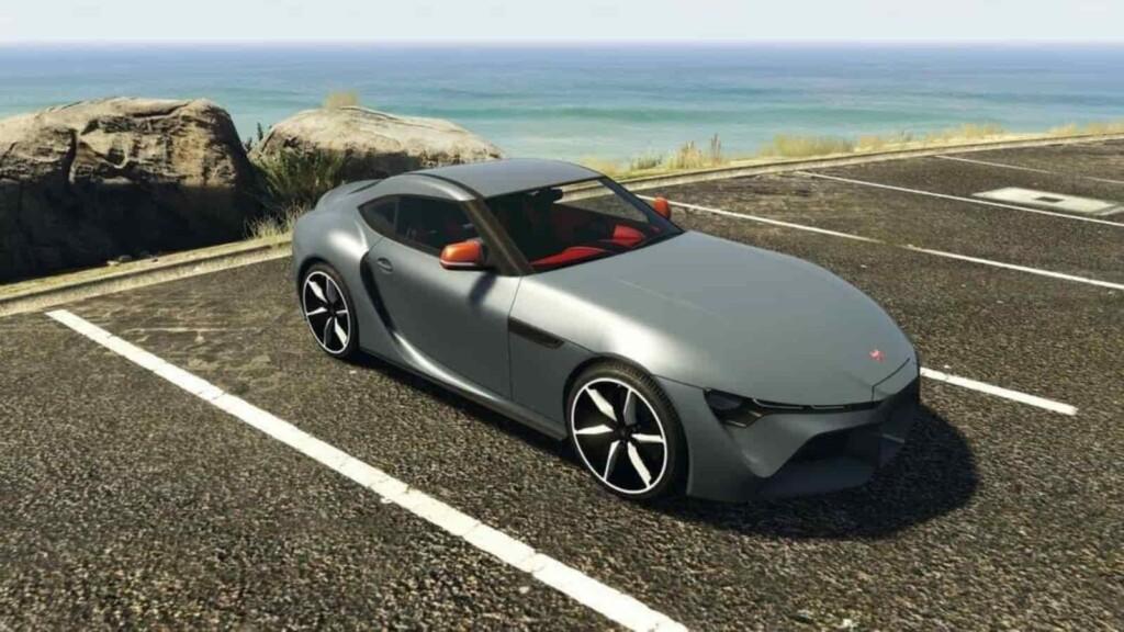 Los 3 autos más rápidos en el nuevo DLC de GTA 5: