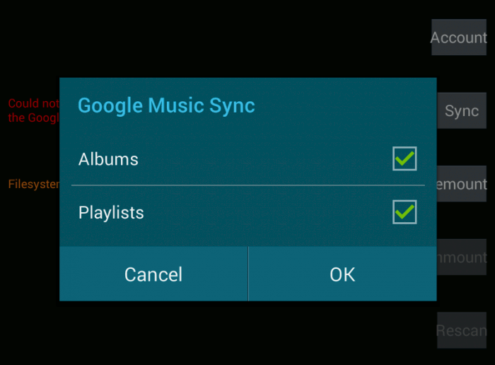 gmusicfs-android-sync-music