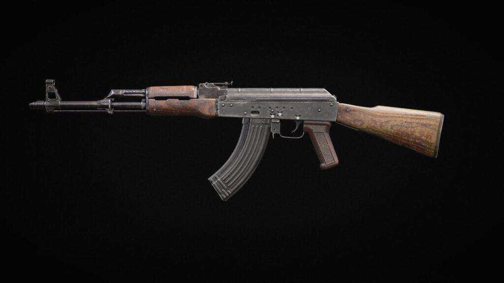 AK-47 en Warzone