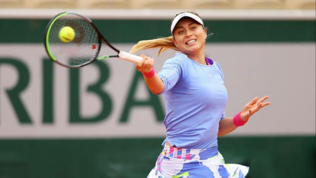 Paula Badosa jugará en el Indian Wells 2021