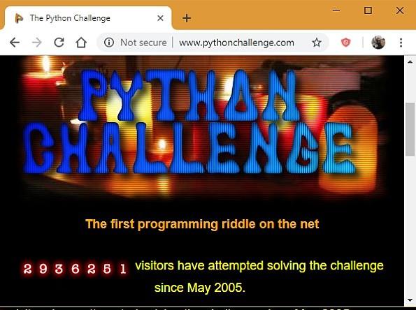 Pythonchallenge.com Acertijos de Python
