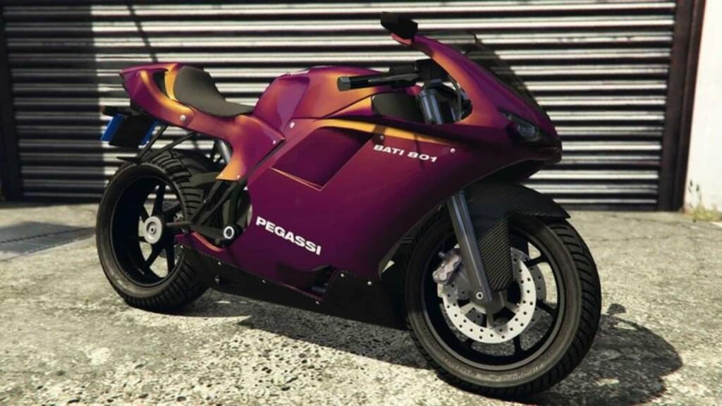 Las 3 mejores bicicletas en GTA 5 por menos de $ 250,000