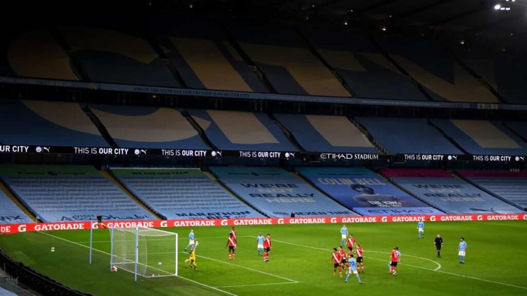 Manchester City vs Burnley