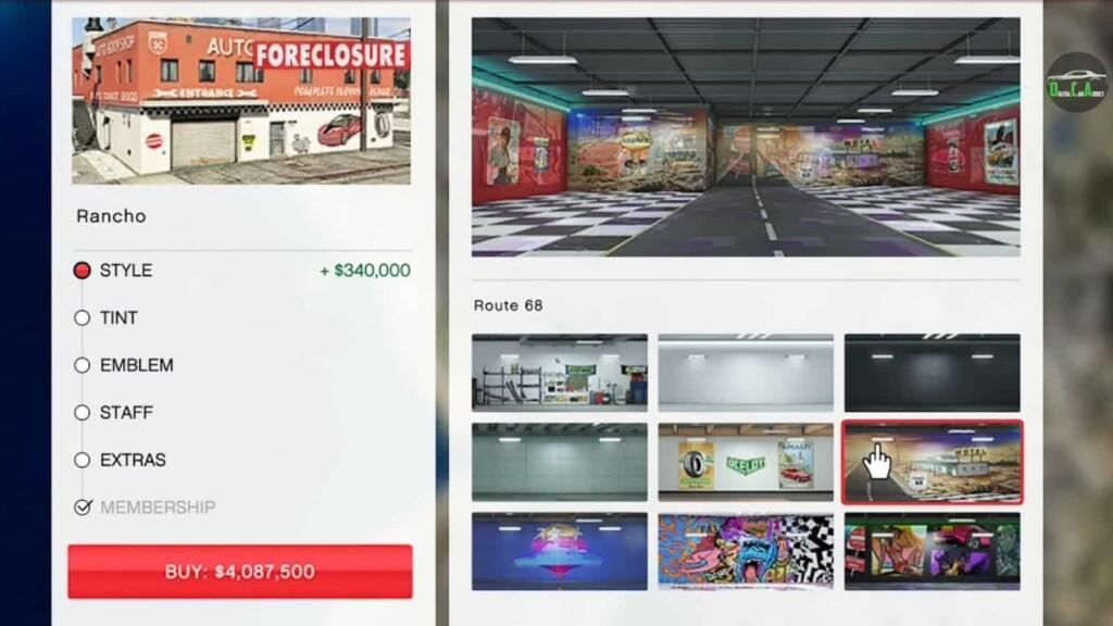 ¿Vale la pena comprar la tienda de automóviles en GTA 5?