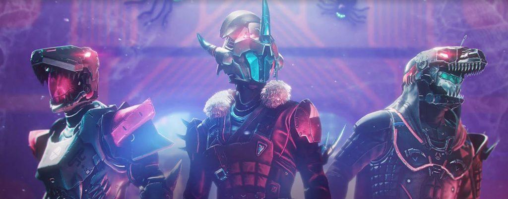 Destiny 2 Dino Armor