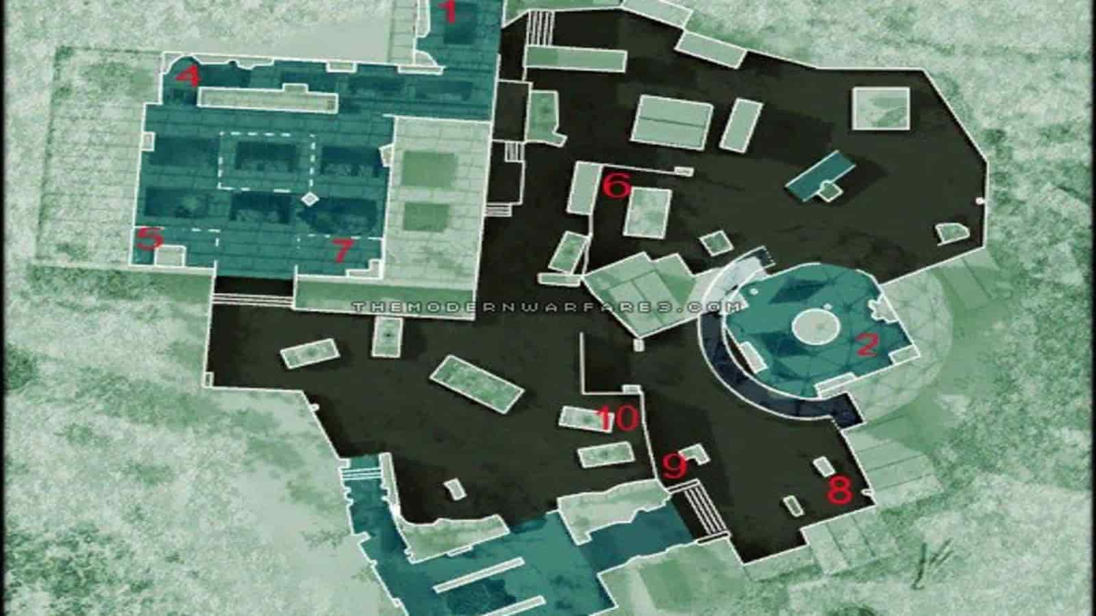 Dome Map, nuevo multijugador en COD Mobile revelado
