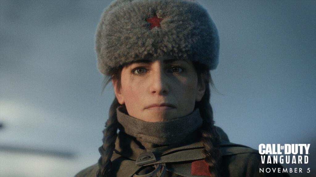 Polina Petrova en Vanguard