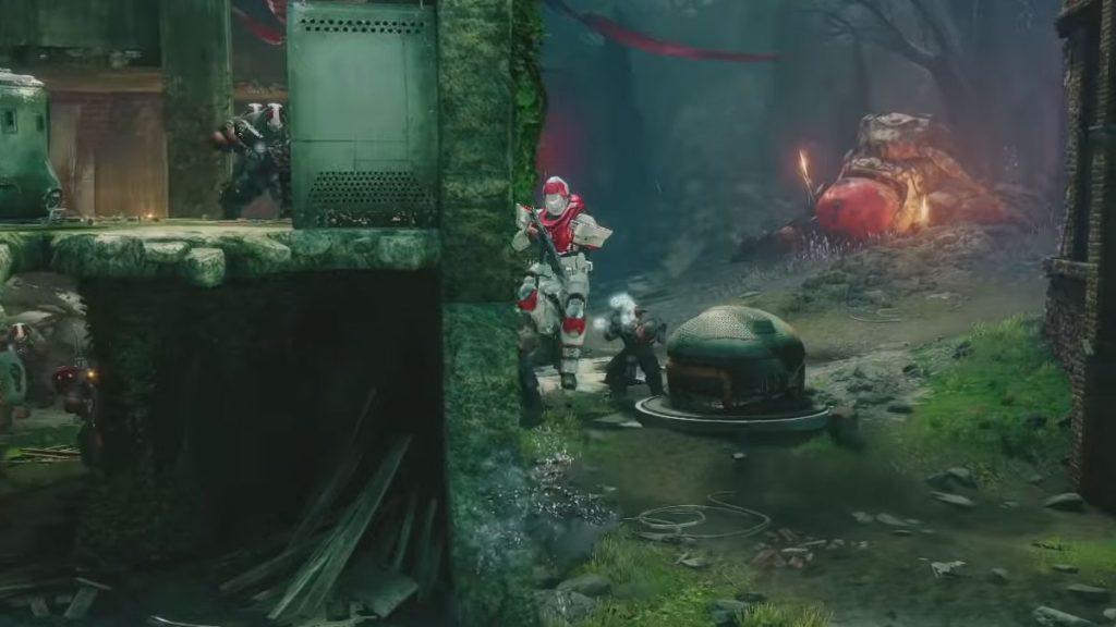 Jugabilidad del modo gambito de Destiny 2