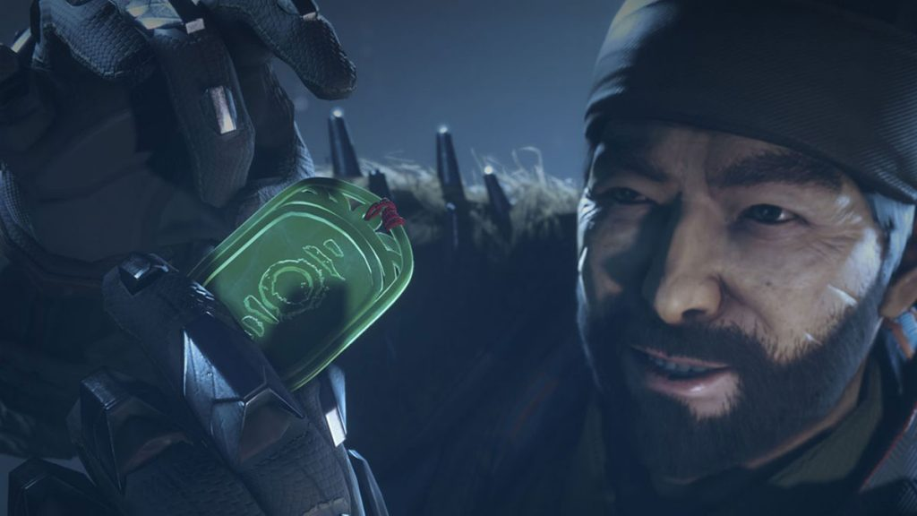 El vagabundo en Destiny 2
