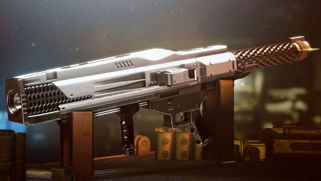 Destiny 2 Ascendancy lanzacohetes