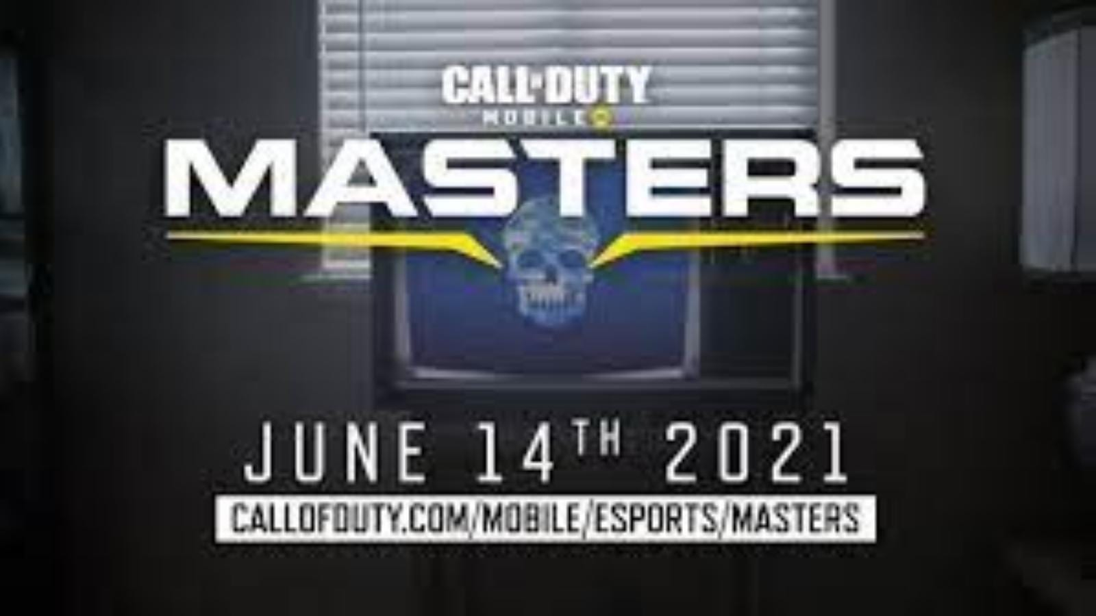 Call of Duty Mobile Masters 2021