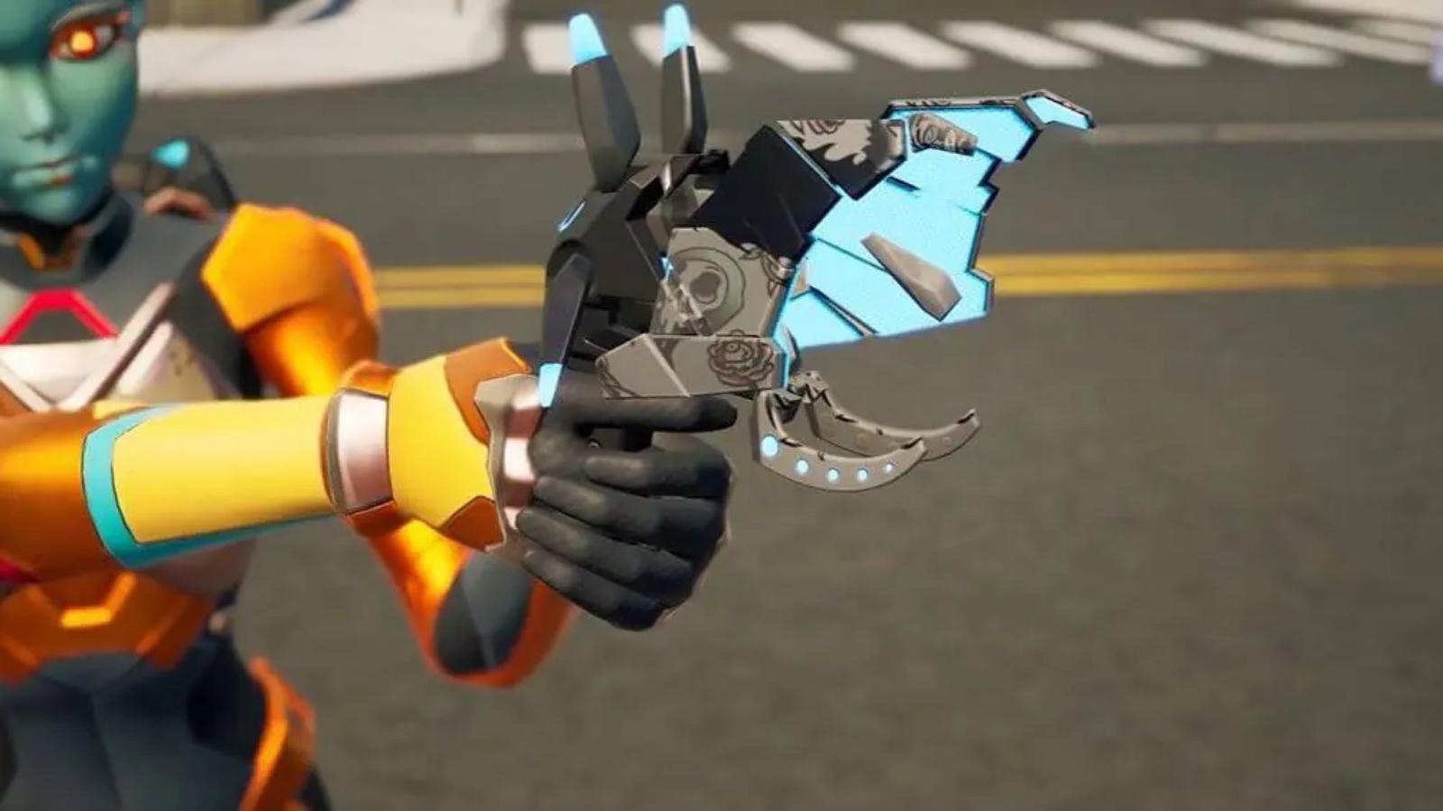 Cañón de plasma Fortnite: nuevos detalles de armas en la temporada 7, dónde encontrar y más