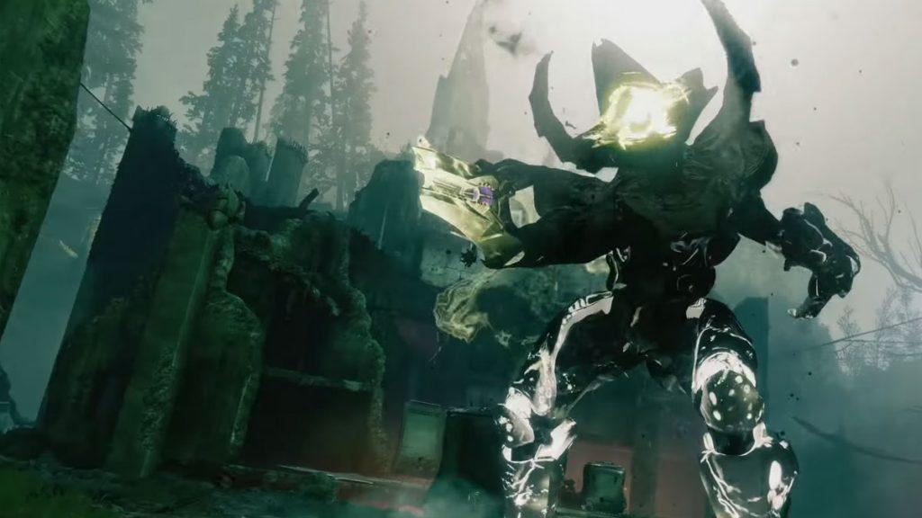jefe final en el modo gambito de Destiny 2