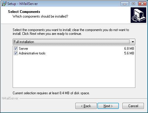 hmailserver-install-server-or-admin