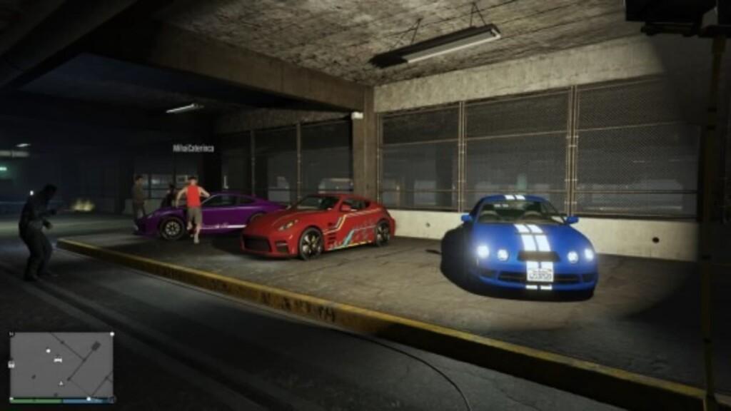El nuevo exploit de GTA 5 permite a los jugadores ganar reputación de Tuners gratis