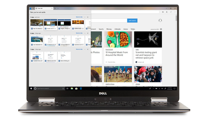 nuevas-funciones-windows-10-2019-edge-browser