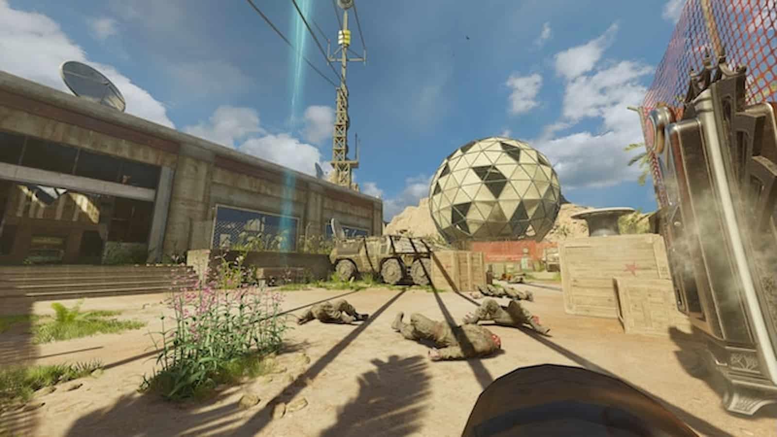 Dome Map, nuevo multijugador en COD Mobile