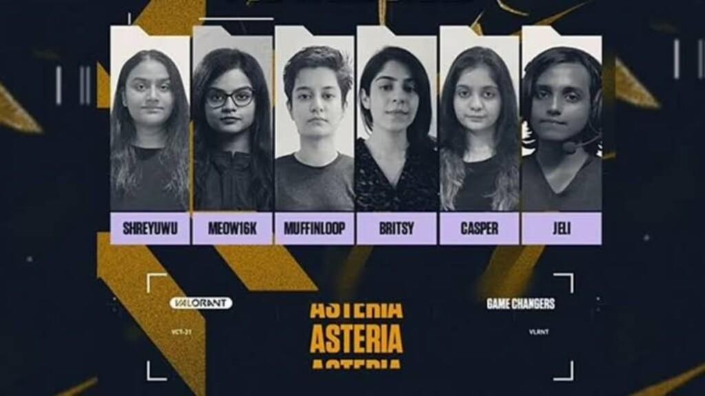 VLT x Asteria es oficial ahora