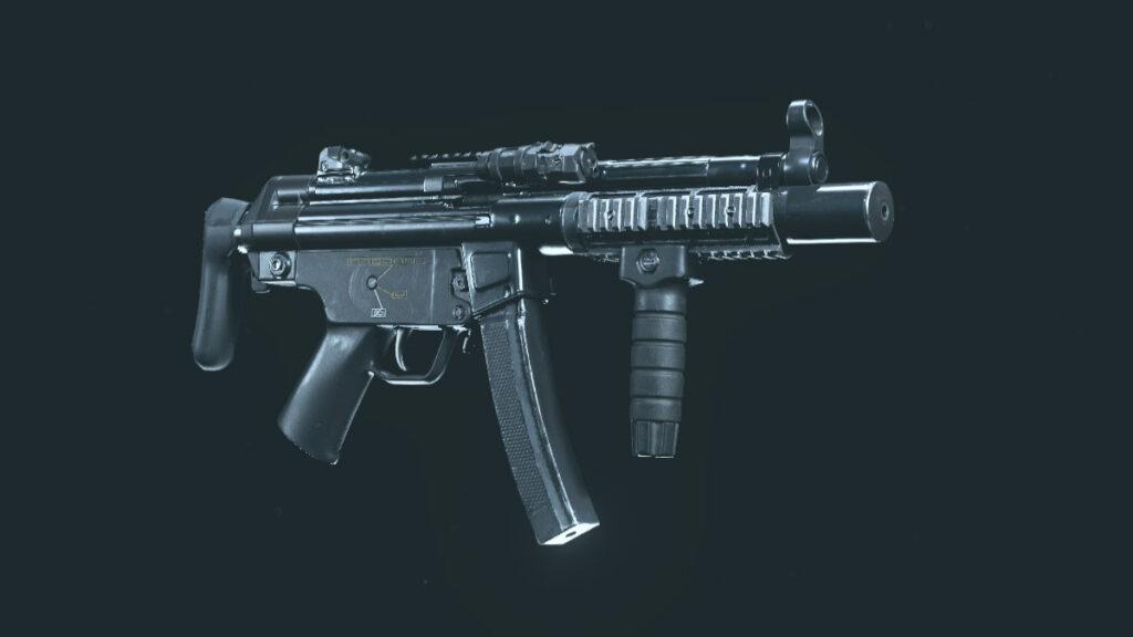 Zona de guerra MW MP5