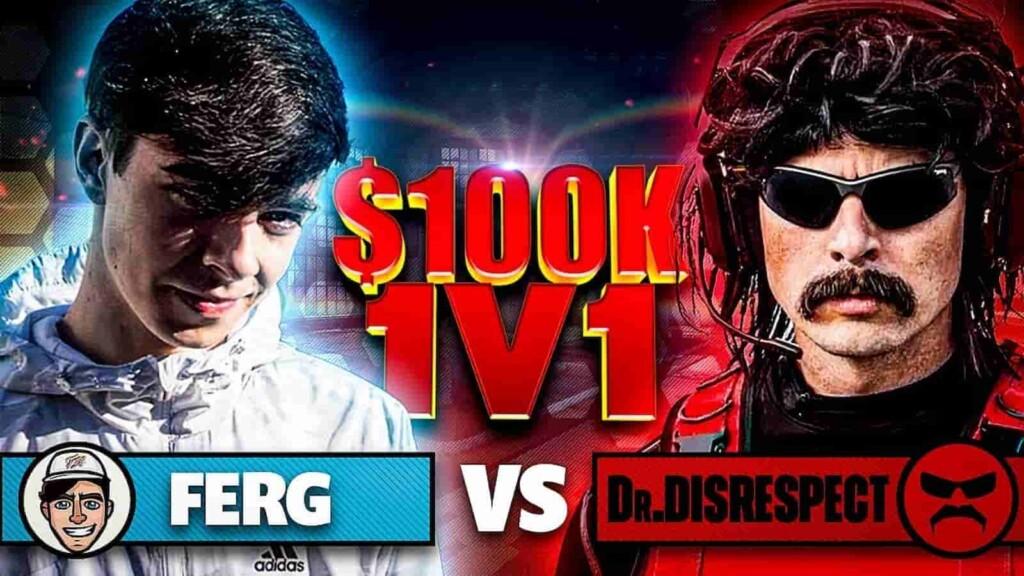 iFerg vs DrDisrespect