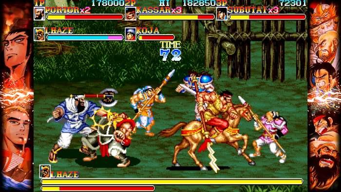 Switch Coop Capcom