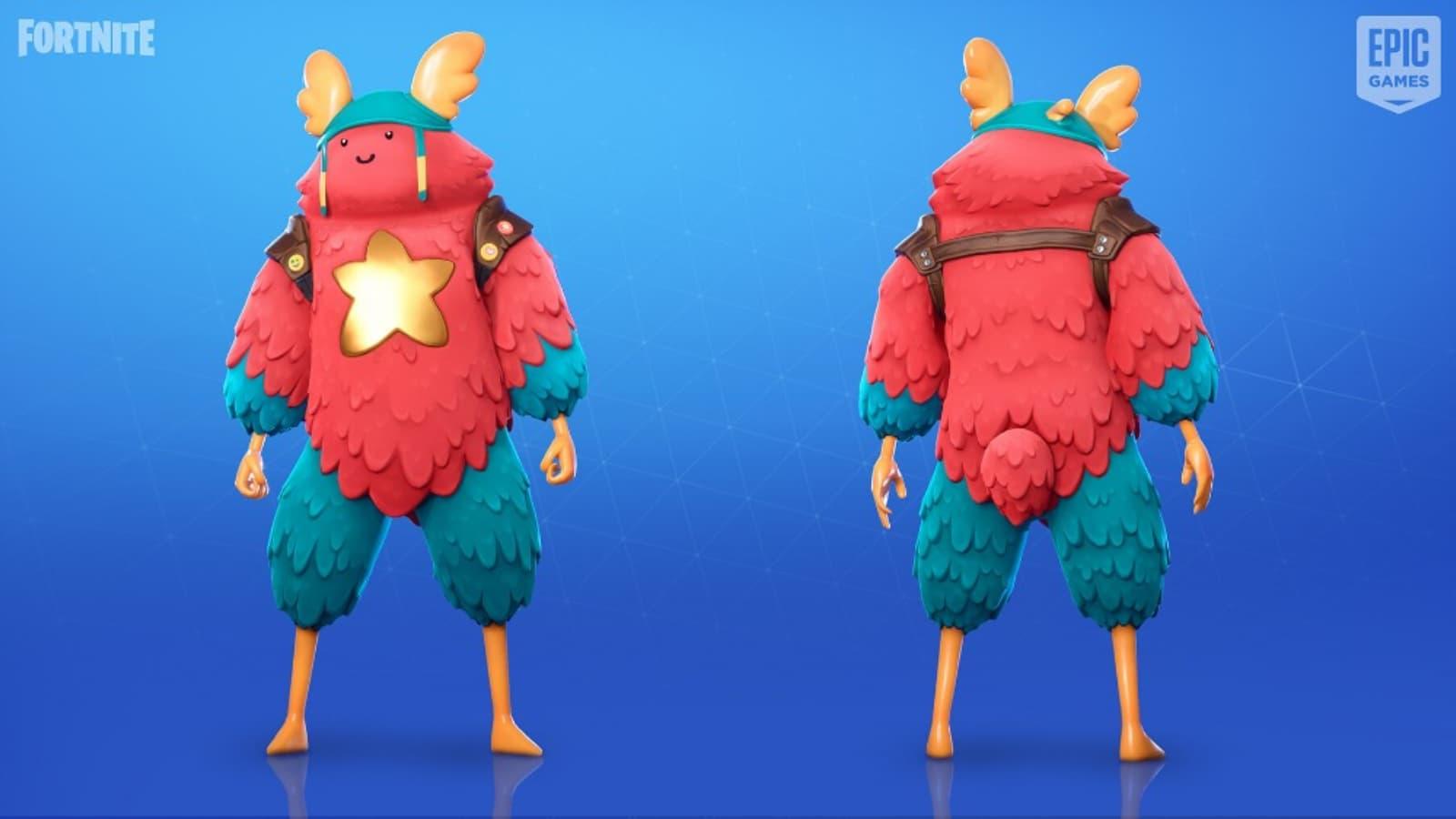 Fortnite Guffie Stuffie Bling traseiro: novo preço do bling traseiro e outros detalhes